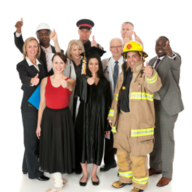 professions and health